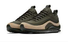 Nike Air Max 97 Ultra Sequoia Green Tan Coming Soon