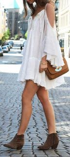 the perfect white dress :: zazumi.com