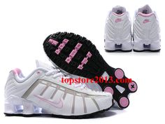 pretty nice 2d25e 2a140 Wholesale Nike Shox NZ 3th O-leven Women White Pink Running Shoes Nike Shox  Nz
