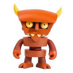 Kidrobot Futurama Robot Devil 6-inch Vinyl Figure $54.60 http://awsumkidrobots.com/?p=137