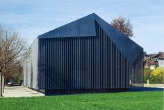 Gigon/Guyer Architects - Art depot Gallery