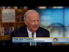 http://monumentcapitalgroup.com/articles/article-sept-2014.html - Former Secretary of State James A. Baker III, a Senior Advisor to Monument Capital Group Holdings LLC — an investor in the global and national security sector — addressed President Obama's strategy to combat ISIS, the Islamic State extremists in Iraq and Syria, in an NBC Meet the Press broadcast.