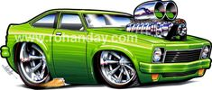 Cartoon Car Drawing, Car Drawings, Cartoon Art, Holden Torana, Car Prints, Drawing Machine, Mens Shoulder Tattoo, Australian Cars, Car Sketch