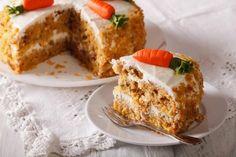 Βέγκαν κέικ καρότου: πεντανόστιμο, χωρίς λίπος και χωρίς αβγά