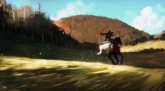 ArtStation - Robin Hood, Dominik Mayer