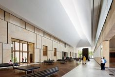 Meet the 2014 AD100: Tod Williams Billie Tsien Architects