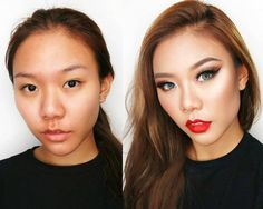 19 Transformations That'll Make You Wish You Were Better At Makeup
