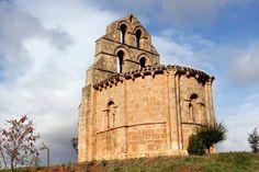 Ermita de Safagun. Castilla Leon. España.