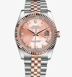 Rolex Datejust Watch - Rolex Timeless Luxury Watches