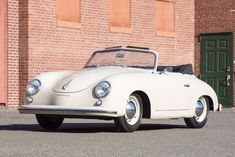 Used 1953 Porsche 356 Pre-A | Astoria, NY#gullwingmotorcars #classiccars #buy&sellclassiccars #VintageCarBuyer #ClassicCar #antiqueCarBuyer #mercedesclassic #mercedes #mercedesbenz #thebestornothing #timeless #beauty #mbmuseum #mercedesfans #performance #goodtimes #classiclifestyle #lifestyle #instacar #legends #historythis #ringbrothers #standapart #porsche911rs #ポルシェ #porscheturbo #porsche964rs #911turbo #porsche993 #porsche930 #porschelove #porsche997 #porscheclub #911 #aircooledwhat…