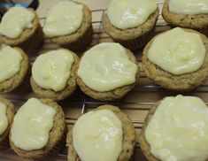 Carole's Chatter: Banana Muffins with Lemon Cream Cheese Icing Lemon Cream Cheese Icing, Lemon Icing, Quotations, Muffins, Friday, Cupcakes, Breakfast, Desserts, Recipes