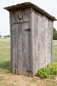 "This could work for a ""field"", outhouse, barn, workshop toilet - if it is legally allowed."