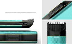 PHILIPS TRIMMER 2013 on Behance