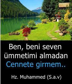 Ahmet krt..Peygamberim tek Önderim Allah Islam, Islam Muslim, Muhammed Sav, Quotes About God, Meaningful Words, Instagram Images, Instagram Posts, Religion, Faith