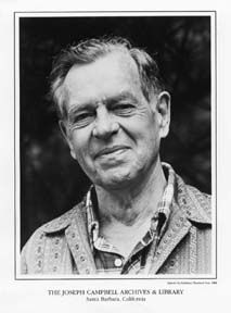 Joseph Campbell you're my hero. The Hero's Journey and Power of Myth has inspired JCS to follow The Path.