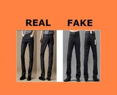 How to Spot Fake Burberry Jeans