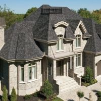 Best Driftwood Color Shingles Iko Cambridge House Ideas 640 x 480