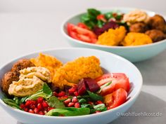 Gesund, Gut, Lecker: Soulfood-Bowl