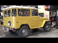 1979 Toyota Land Cruiser FJ40 For Sale by TLC