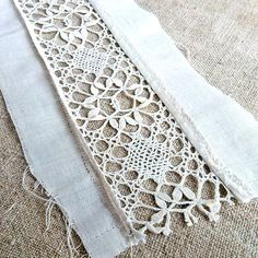 Vintage ivory lace (1940s),  Accessories, Womens lace, Vintage clothing, Vintage lace, antique lace, Something Old,  My Wealth by MyWealth on Etsy