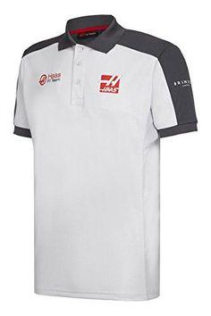 Haas F1 Team Polo Shirt