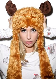 Tipsy Elves Reindeer Hat | Dolls Kill