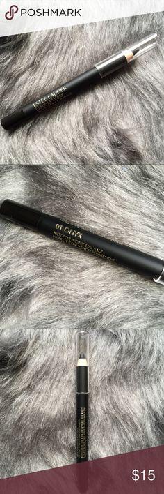 NWT Estée Lauder Double Wear eye pencil Color: 01 onyx. Size: 8g. Brand new. Estee Lauder Makeup Eyeliner