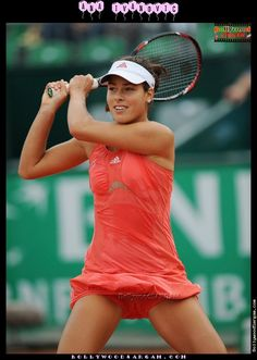 Free pictures of ana ivanovic upskirt