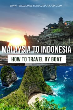 In this article, you will know how to travel by boat from Malaysia to Indonesia. If you want to jump from Malaysia to Indonesia, you could do so by boat and not by plane. You can skip land travel to Singapore and go directly to spots in Indonesia.