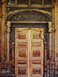 A Door in Time by IshtiaQ Ahmed revival to Photography, via Flickr