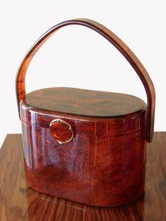 Vintage 50s WILARDY Tortoise Lucite Handbag Structured Purse Retro Rare #Wilardy #Structuredhandbag