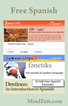 learn spanish online for free beginners