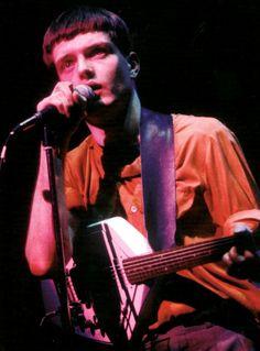 Ian Curtis. Genius like.