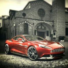 Aston Martin Vanquish 2014 Cool Edit!