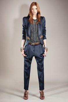 Roberto Cavalli Pre-Fall 2011 Collection Photos - Vogue