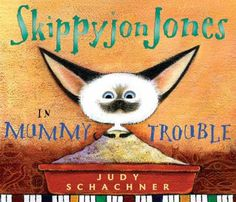 Skippyjon Jones, a Siamese kitten who thinks he's a Chihuahua, dreams of traveling to ancient Egypt with his gang of Chihuahua amigos.