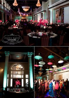 """This place has the """"WOW"""" factor going on to host a wedding/event: Toronto's Liberty Grand."""