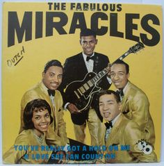 """""""You've Really Got a Hold on Me"""" by Smokey Robinson & The Miracles   KALW"""