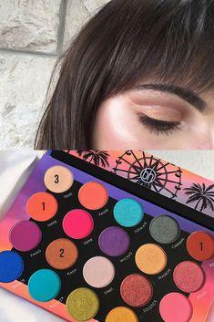Summer makeup #looks #natural #tutorial #forbrowneyes #products #eyeshadow #2018 #glowy #ideas