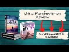 Ultra Manifestation Reviews || David Sanderson Ultra Manifestation PDf R... Destiny, Need To Know, Affirmations, Politics, David, Positive Affirmations, Confirmation, Affirmation Quotes