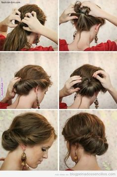 for simple low bun, elegant and bohemian hairstyles for parties and weddings. - - -Tutorials for simple low bun, elegant and bohemian hairstyles for parties and weddings. Bohemian Hairstyles, Elegant Hairstyles, Braided Hairstyles, Puff Hairstyle, Easy Homecoming Hairstyles, Easy Vintage Hairstyles, Easy Wedding Guest Hairstyles, Saree Hairstyles, Victorian Hairstyles