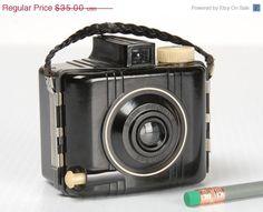 25% OFF Year End Sale Vintage Kodak Baby Brownie by VintageKlix