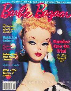 Barbie Bazaar Sept/Oct 2001