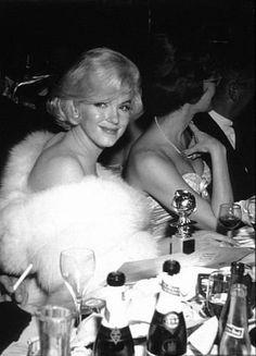 At the 1961 Golden Globe Awards. ©1978 David Sutton