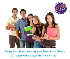Adya Institute one of the finest institute for general competitive exams  There is a warm thanks to all faculty members at Adya Institute for the support and counseling during my general competitive exams in Delhi. Your skilled and knowledgeable approach has been of great help to us. You always provide the expert advice best general knowledge questions for thepreparation of ssc exams in Delhi. We recommend Adya Institute to anyone who is looking forbest ssc course coaching in India.