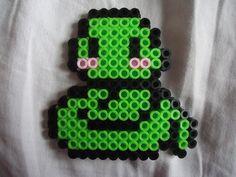 Perler bead Snake by *PerlerHime on deviantART