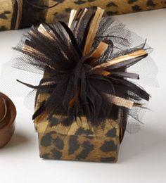 Leopard Chocolate...