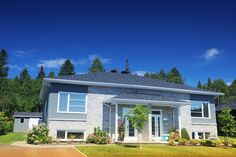Cozy Semi-Detached House Semi Detached, Detached House, Royalty Free Pictures, Royalty Free Stock Photos, Property Rights, Image Photography, Beautiful Homes, Cozy, Colorful