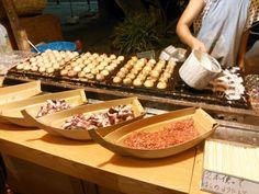 summer cooking takoyaki