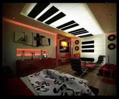31 Gorgeous Gypsum False Ceiling Designs That You Can Construct Into Your Home Decor (30)
